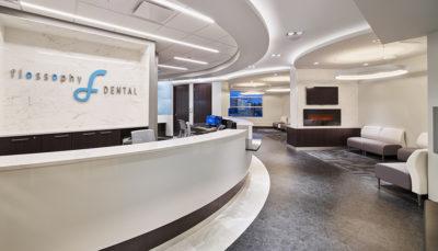 Flossophy Dental Reception 3