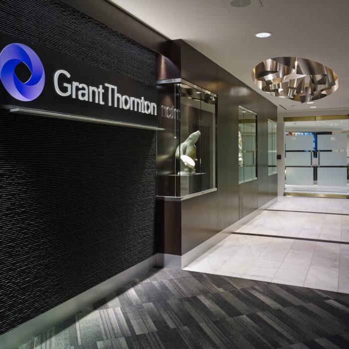 Grant Thornton Elevator Corridor 20209
