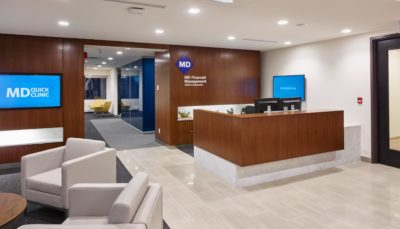MD FinancialReception Area