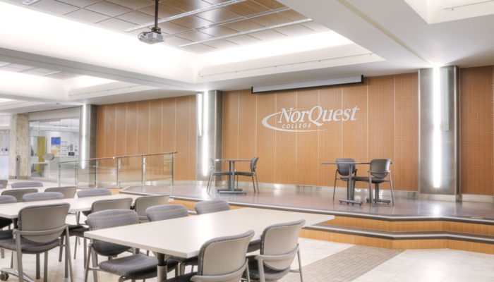 NorQuest College Student Activity Centre 4