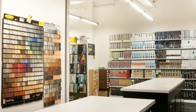 Wolski Licensed interior design Office 1