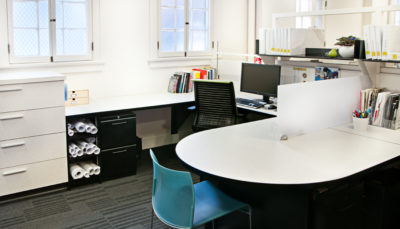 Wolski Licensed interior design Office 9